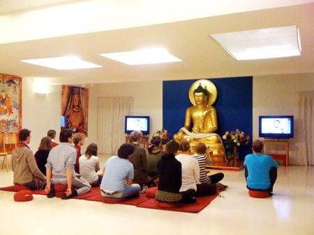 Deepening Meditation