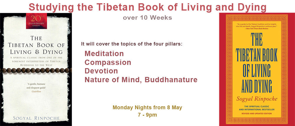 Studying the Tibetan Book of Living and Dying